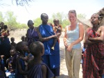 Op bezoek bij een Masaii stam